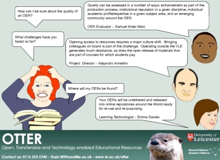 OTTER Virtual Poster Slide 2
